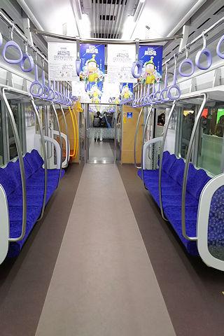 西武】40000系ロングシート車に乗車(2019.12.27): 列車とともに ...